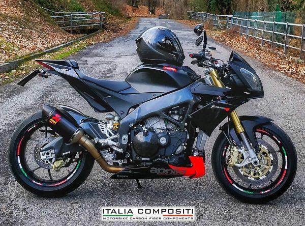 Protezioni telaio APRILIA RSV4 / Tuono V4 - Trama Aprilia Racing
