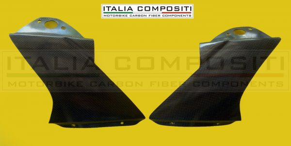 Deflettori carbonio - Aprilia RSV1000 mille