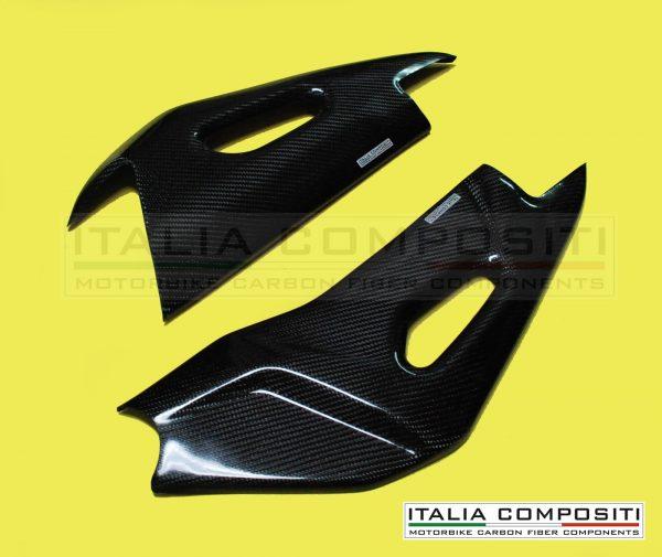 Protezioni forcellone APRILIA RSV4 / Tuono V4 - trama Aprilia Racing