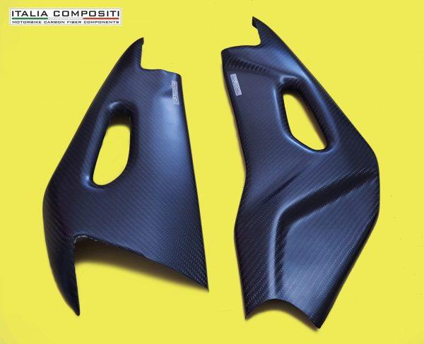 Protezioni forcellone APRILIA RSV4 / Tuono V4 - Finitura opaca
