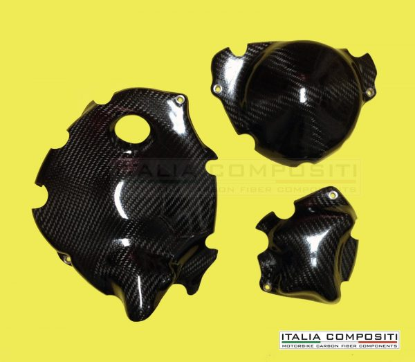 Kit protezione carter motore YAMAHA R1 2009-2014