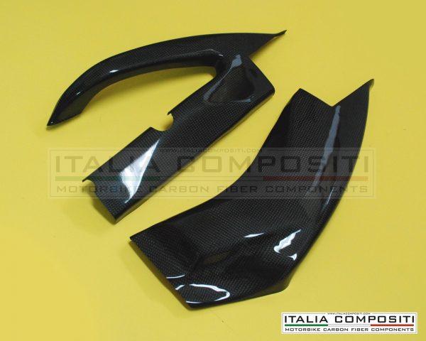 Protezioni forcellone SUZUKI GSX-R1000 K9-K15