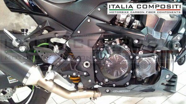 Kit protezione carter motore KAWASAKI Z750 2007-2014
