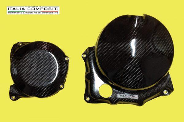 Kit protezione carter motore APRILIA RSV4 / TUONO V4