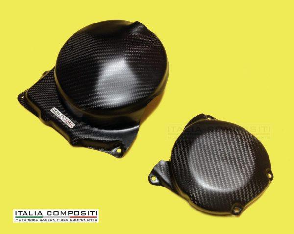 Kit protezione carter motore APRILIA RSV4 / TUONO V4 (finitura opaca)