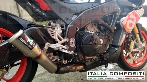 Kit protezione carter motore versione SBK APRILIA RSV4 / TUONO V4