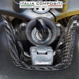 Protezione vano chiave Ducati Monster 1994-2007