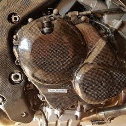 Kit protezione carter motore HONDA CBR 600 RR 2007-2017