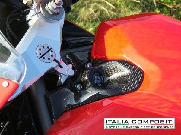 Cover blocchetto chiave Ducati 848 / 1098 / 1198