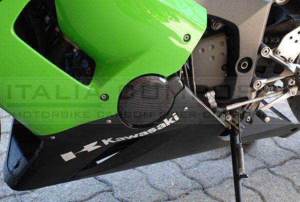 Esempio di protezione alternatore montata