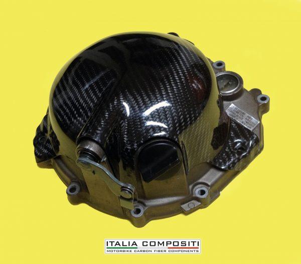 Kit protezione carter motore KAWASAKI ZX-6R 2005-2006 (montaggio a vite)