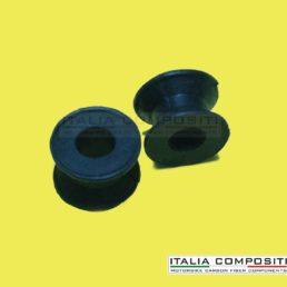 Boccole in gomma per staffa silenziatori Suzuki RGV 250 (VJ22)
