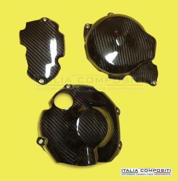 Kit protezione carter motore YAMAHA R6 2006-2016