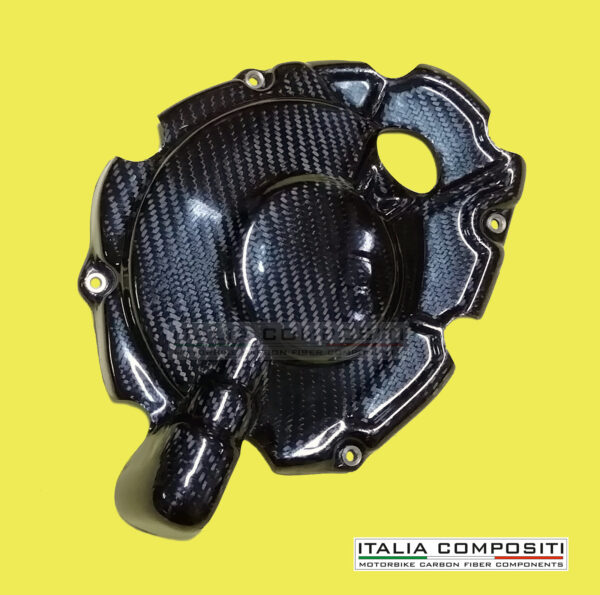 Clutch crankcase protection