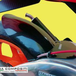 Parafango Posteriore GP Style APRILIA RS 250
